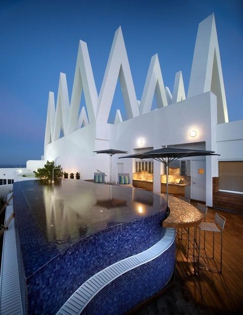 Miami Beach - Apartment by PepeCalderindesign - Miami interior designers -Modern modern-pool