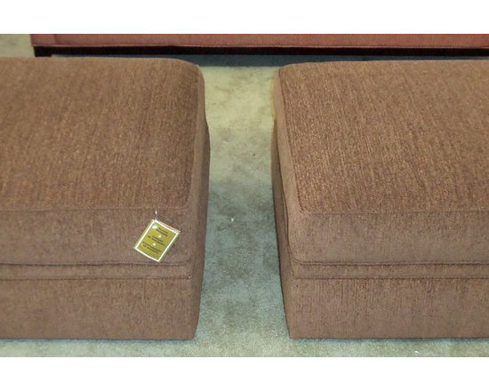 Customer Custom Orders - Broyhill Veronica Storage Ottoman