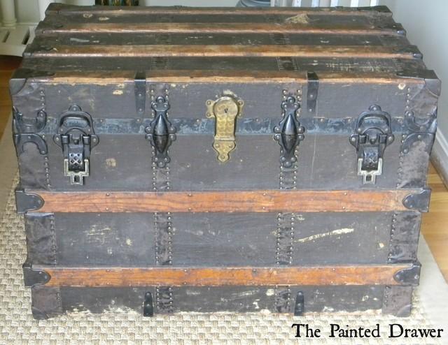 Vintage Pieces rustic-furniture