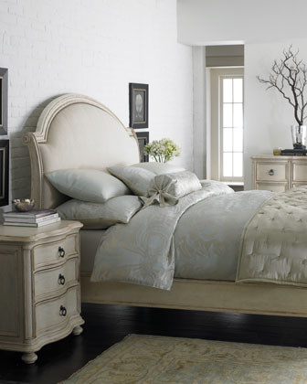 """Tristan"" & ""Caroline"" Bedroom Furniture traditional-beds"