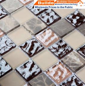 New hot tile, glass mosaic tile, glass tile STG0071 modern