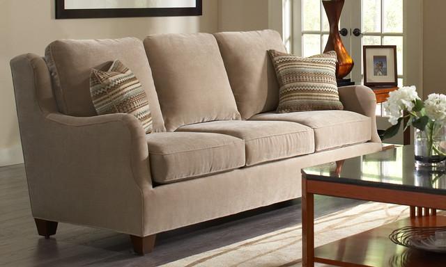 Stickley Dartmouth Sofa 96-9871 traditional-sofas
