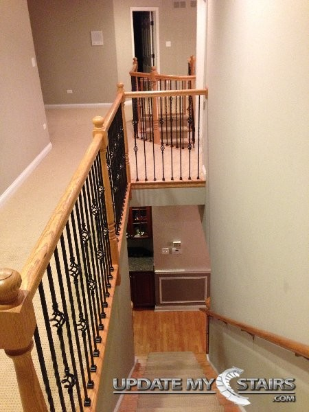 Completed Projects traditional-staircase