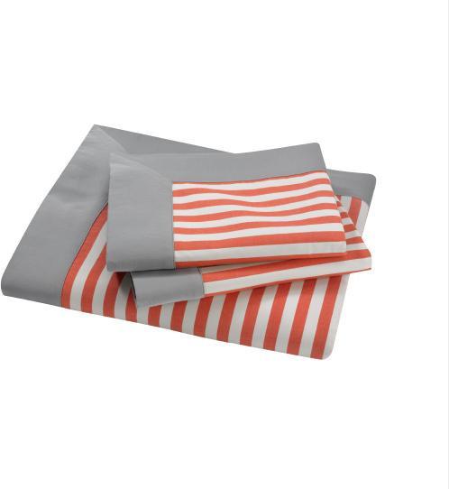 Draper Stripe Duvet Set Modern Bedding By Dwellstudio