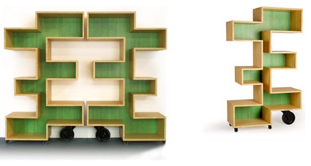 ZIG Shelving eclectic-display-and-wall-shelves
