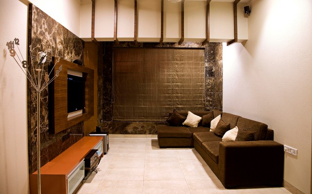 interior designers mumbai india contemporary living
