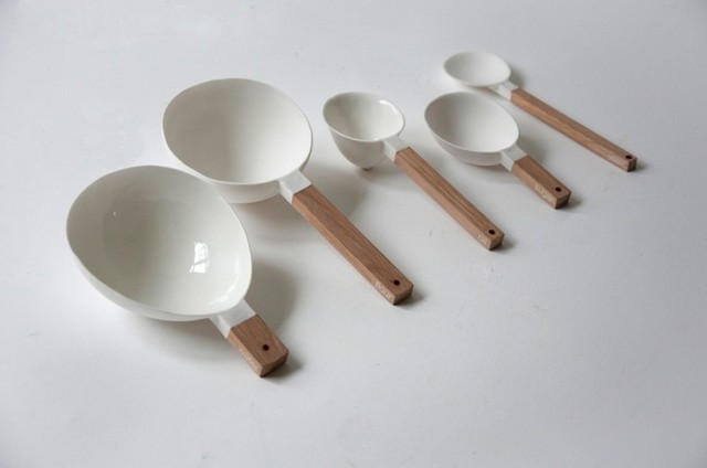 contemporary kitchen tools by Niels Datema