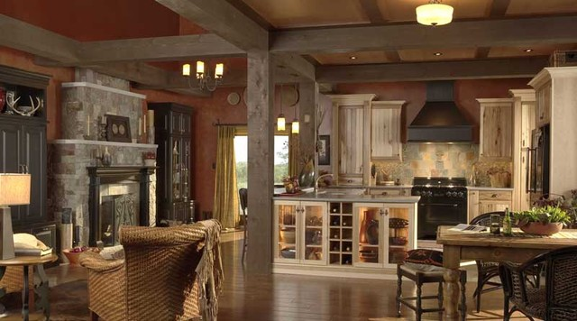Medallion Traditional Traditional Kitchen Cabinetry Nashville