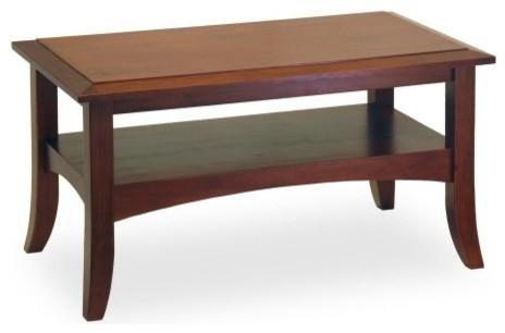Northfield Coffee Table modern-coffee-tables
