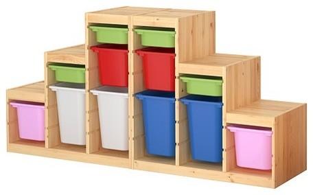 Box na hračky ikea
