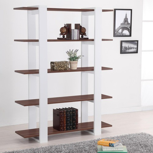 Haven 5-tier Display Bookshelf - Modern - Bookcases - by ...