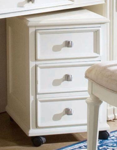 American Drew 920-941 File/Drawer Cabinet Camden - Light traditional