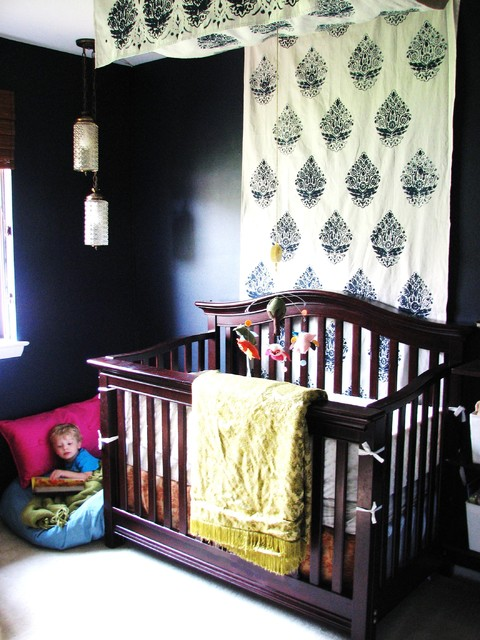 Nursery eclectic-nursery