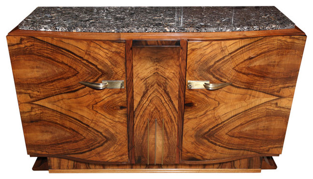 french art deco furniture inc  buffets and sideboards
