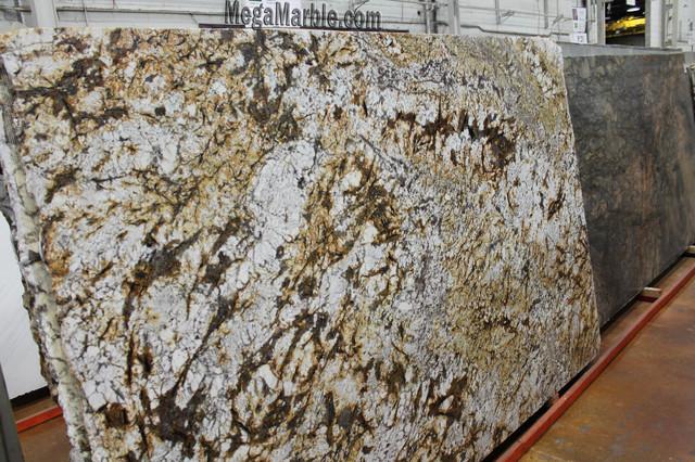 Normandy Granite Slab - Contemporary - Kitchen Countertops - new york ...