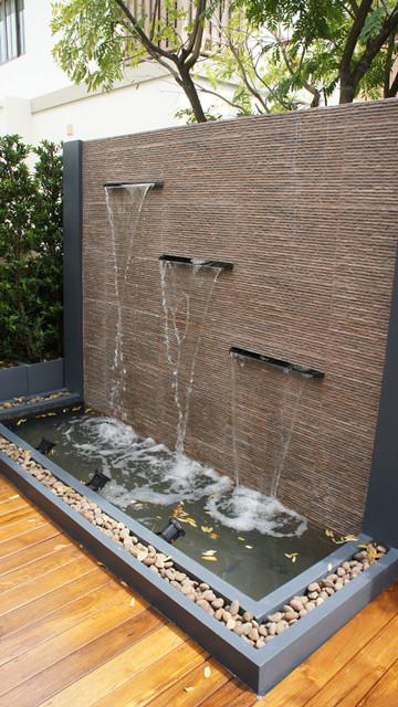Modern Garden Wall Designs