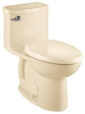 CompACt Cadet 3 Flowise One Piece Toilet with Seat modern-bath-products