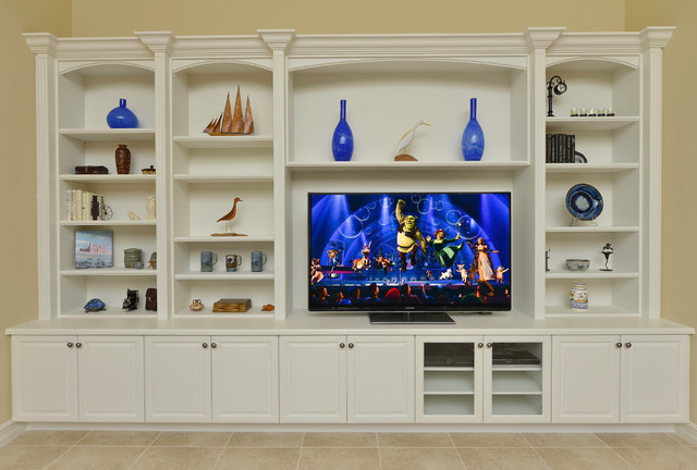 built in entertainment center design ideas - Built In Entertainment Center Design Ideas