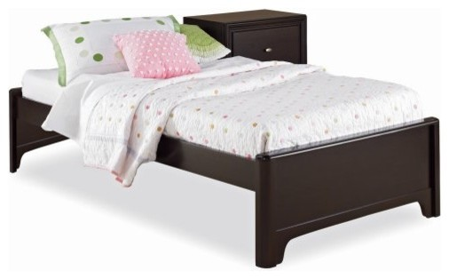 Lea Industries Midtown Basic Platform Bed contemporary-beds