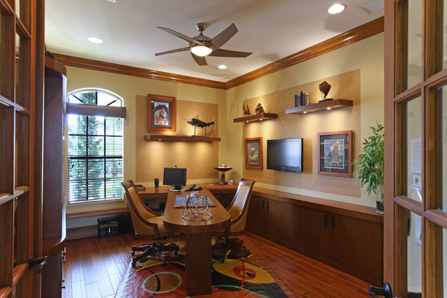 Ibis Golf Amp Country Club Contemporary Home Office