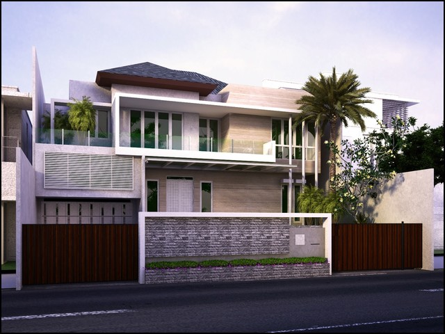 indonesia minimalis home design