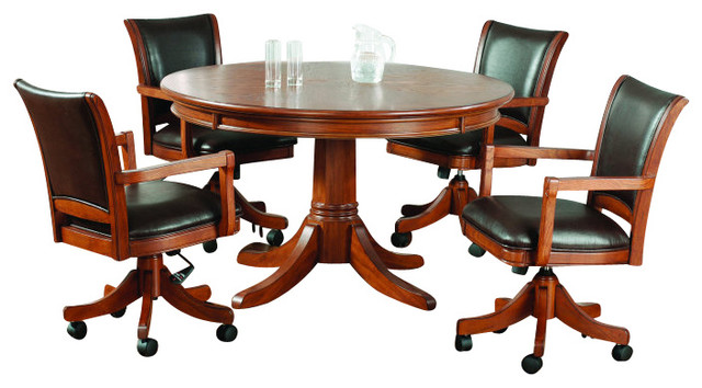 28 Game Room Table And Chairs Hillsdale Park View 5 Piece