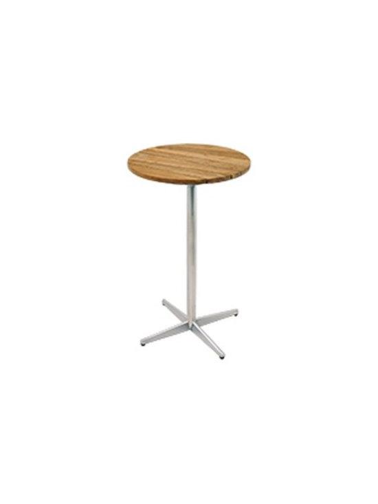 Mamagreen - Mamagreen | Gemmy Pedestal Bar Table - Design by Vincent Cantaert & Barbara Widiningtias.