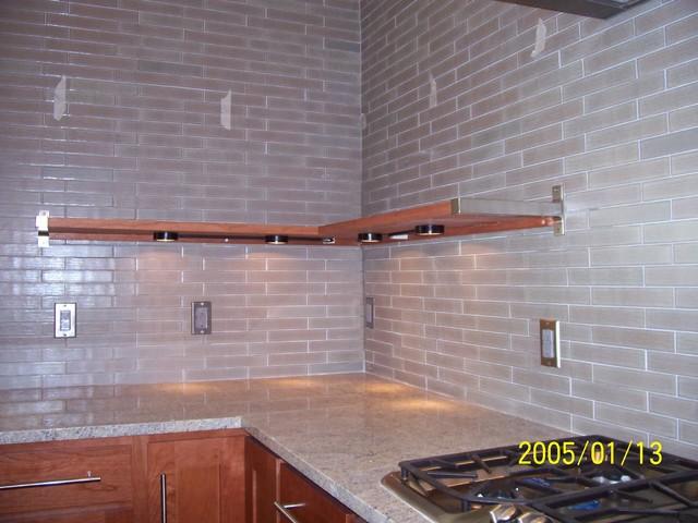 Bungalow Renovation traditional-kitchen