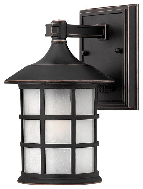 Freeport Sm Wall Outdoor Lantern contemporary-outdoor-lighting