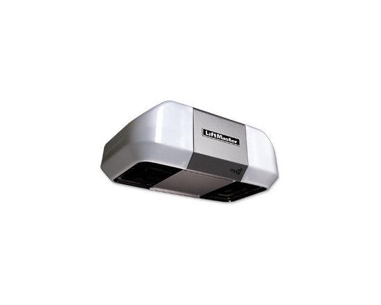 LiftMaster - Products - LiftMaster belt drive garage door operator.
