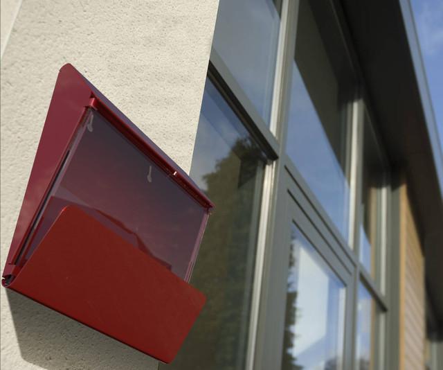 X Press contemporary-mailboxes