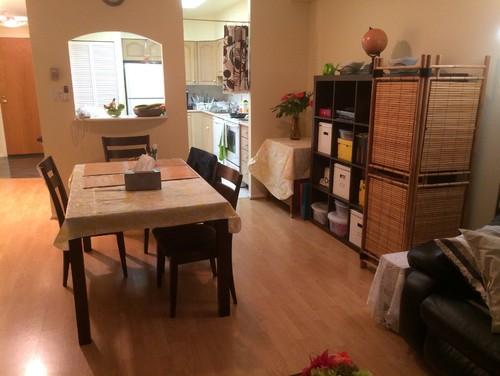 Need Help Design Odd Shape Living Room