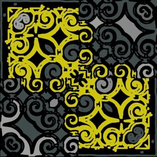 Small Tiles contemporary-tile