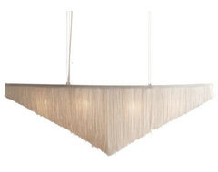 Shui Linear Chandelier contemporary-pendant-lighting