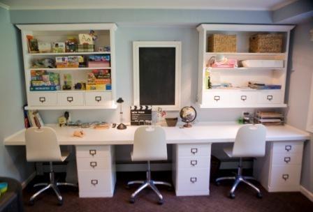 Multifunctional Playroom eclectic-kids