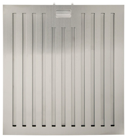 """Replacement Filter for 30"""" Fente Series Stainless Steel Wall-Mount Range Hood - Contemporary ..."""