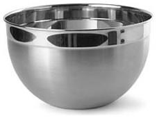 7.5 Quart Stainless Steel Mixing Bowl modern-mixing-bowls