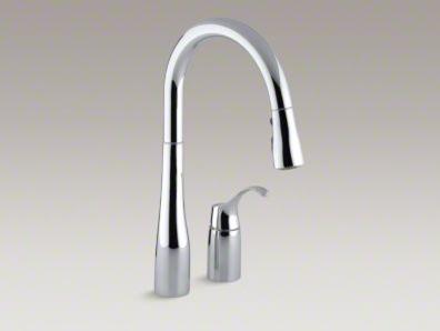 Kohler Kitchen Faucet Simplice