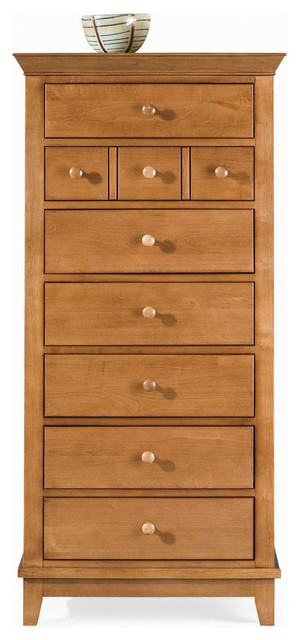 sterling pointe lingerie chest maple traditional dressers chests and bedroom armoires by. Black Bedroom Furniture Sets. Home Design Ideas