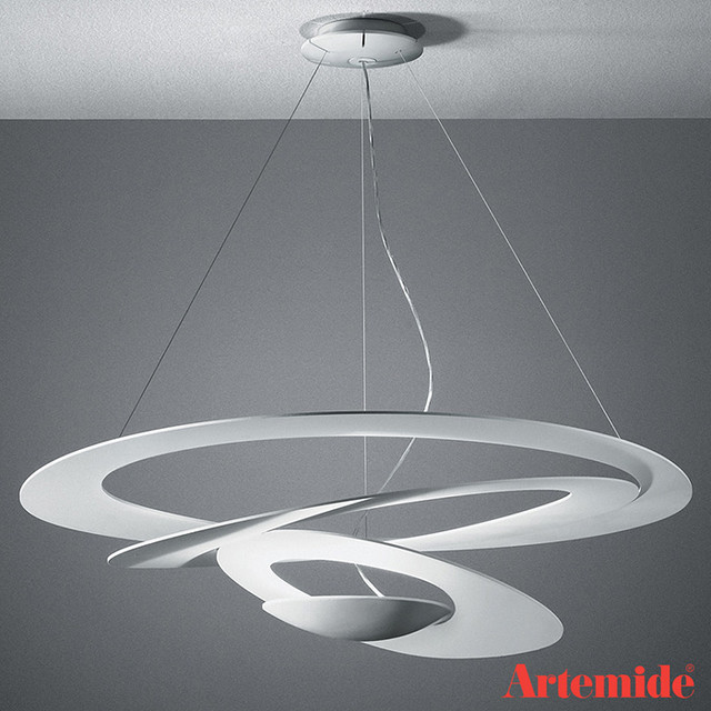 Artemide Pirce Mini Suspension Lamp modern-pendant-lighting