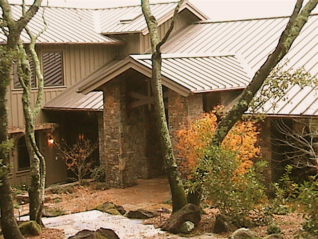 Wine Country Living rustic