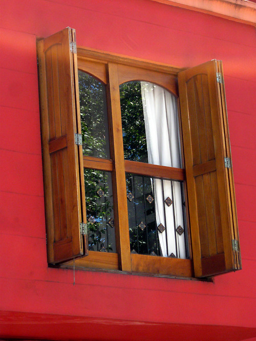 Yorkshire sash windows are like sliding windows