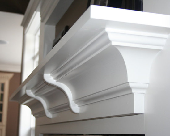 More Customized Molding / Moulding Ideas -