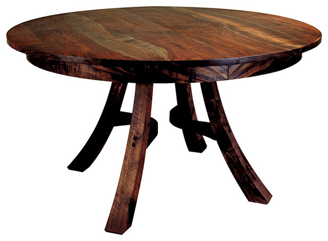 Kyoto dining table asian dining tables portland by for Oriental dining table