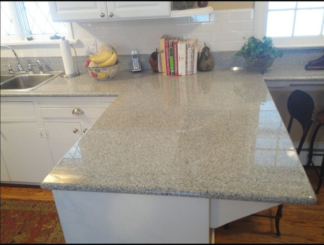 Lazy Granite Imperial White Countertops