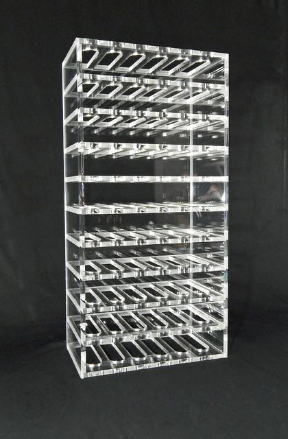 Luma 60 contemporary-wine-racks