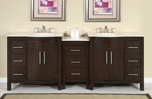 Modular Bathroom Vanities Modern Bathroom Vanity Units Sink Cabinets Miami By Vanities