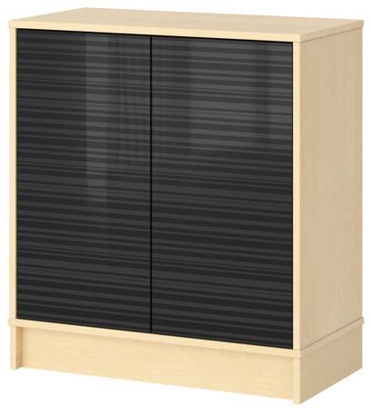 EFFEKTIV Storage combination with doors - Modern - Storage Cabinets - by IKEA