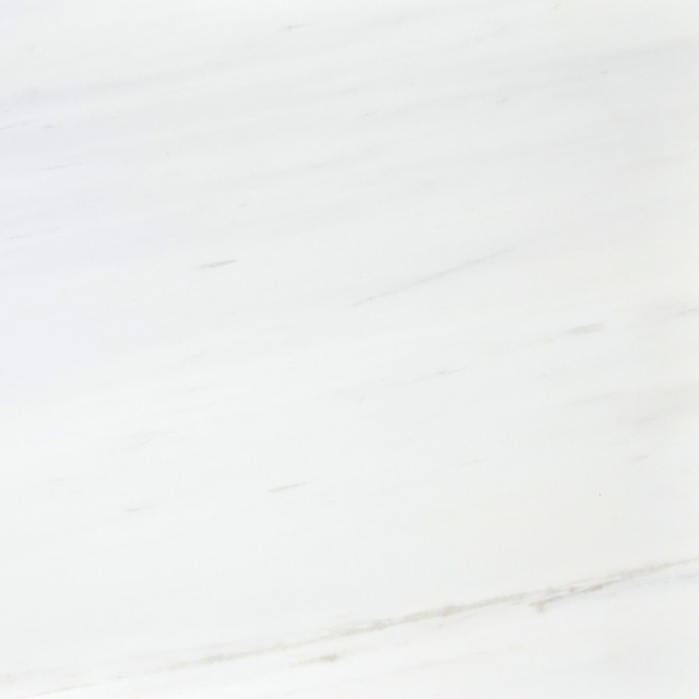 Bianco Dolomiti Marble Dolomite 12x12 Polished Marble Tile Contemporary Tile By All Marble