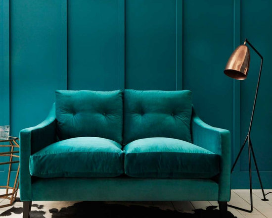 Deep Dream Sofa - Teal -
